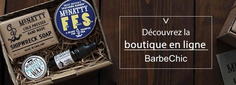 boutique en ligne barbe