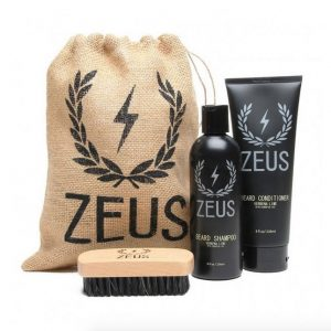Kit soin barbe Zeus